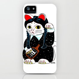 Lucky Wednesday iPhone Case
