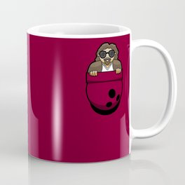 Pocket Dude (01) Coffee Mug