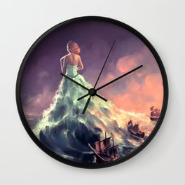 Calypso Wall Clock
