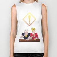 hetalia Biker Tanks featuring APH: Beer Friends by Jackce
