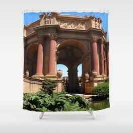 Palace of Fine Arts - Marina District Shower Curtain
