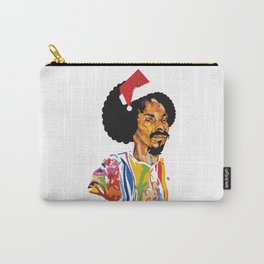 Merry Christmas, Snoop Dogg Carry-All Pouch