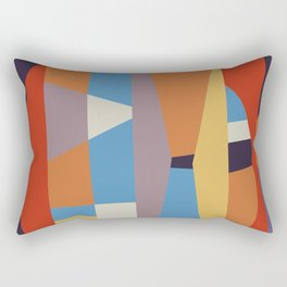 Abstract I Rectangular Pillow