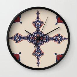 Iranian pattern Wall Clock