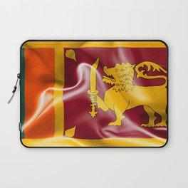 Sri Lanka Flag Laptop Sleeve