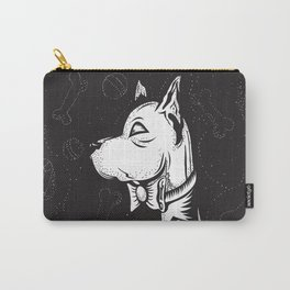 Family Portrait Dog Carry-All Pouch