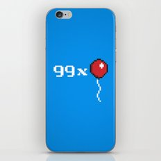 99 Extra iPhone & iPod Skin