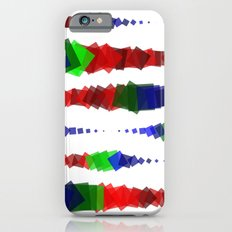 Screen Squares iPhone 6s Slim Case