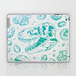Geo-rex Vortex | Turquoise Ombré Laptop & iPad Skin
