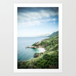 Beach - Landscape and Nature Photography Art Print