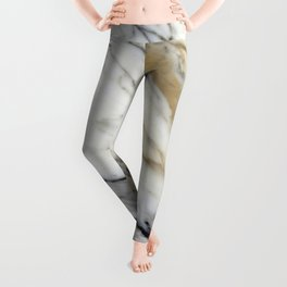 Calacatta Marble Leggings
