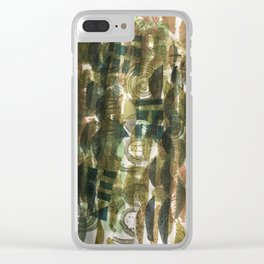 Moss Clear iPhone Case