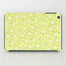 Wallflower - Butter Yellow iPad Case