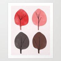 spring 1 Art Print
