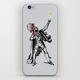 Chief of The Court iPhone Skin
