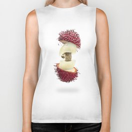 Flying Rambutan Biker Tank