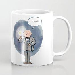 Thomas Edison - Lumos! Coffee Mug
