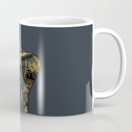 Late Night Egyptian Tales Ep. 4: Sekhmet Coffee Mug