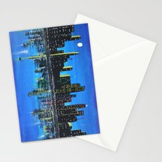 Any Town Cityscape Stationery Cards