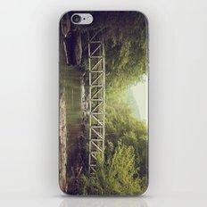 Horsepasture Bridge iPhone & iPod Skin
