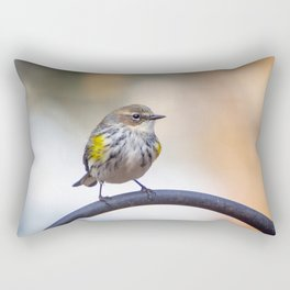 Pine Siskin Rectangular Pillow