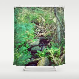 Stream of Living Water Shower Curtain