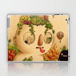 Succulent Man Laptop & iPad Skin