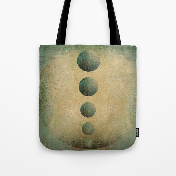 Going Underground Tote Bag