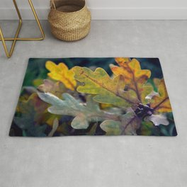 The Autumn Leaves Rug