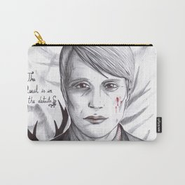 Hannibal - The Devil is in the details Carry-All Pouch