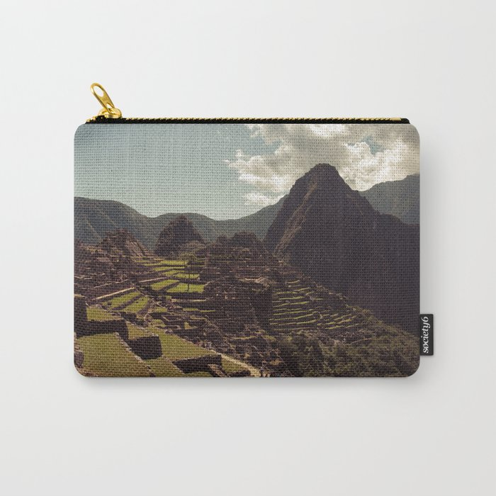 Machupicchu Carry-All Pouch