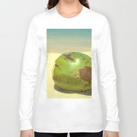 coconut wishes Long Sleeve T-shirts featuring Coconut by Michael S.