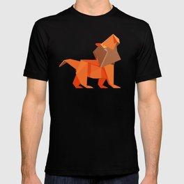 Origami Lion T-shirt