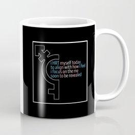 HRT Myself Today Alt 2 Coffee Mug