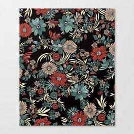 The garden grows Canvas Print