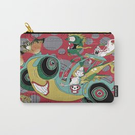 get in the car, we're goin' for a ride! Carry-All Pouch
