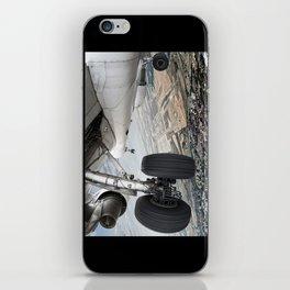 Visual approach iPhone Skin