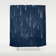 Wishing Stars Shower Curtain