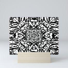 What's in a name? Mini Art Print