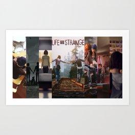 Life Is Strange 1 Art Print