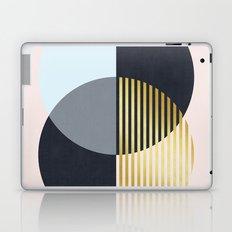 Geometric composition III Laptop & iPad Skin