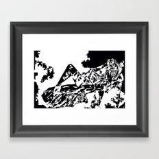 nightdream-women Framed Art Print