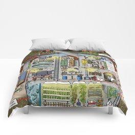 My Bunker Comforters