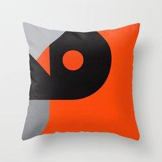Letter P Throw Pillow