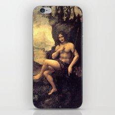 Bacchus - workshop of Leonardo da Vinci iPhone & iPod Skin