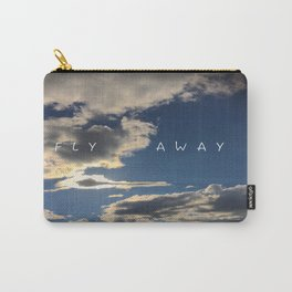 F L Y   A W A Y Carry-All Pouch