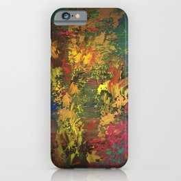 Be the water to the fire iPhone Case