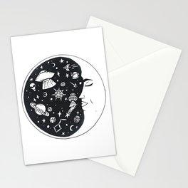 Far, Far Away Stationery Cards