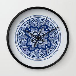 Tiled Wall Clock