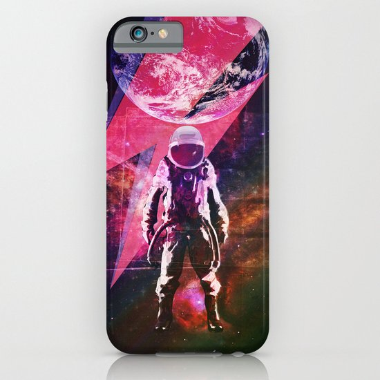 Space Oddity iPhone & iPod Case
